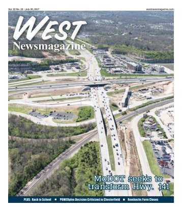 West Newsmagazine 7-26-17