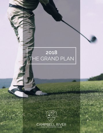THE GRAND PLAN | 2018