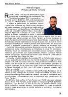 Revista personalidades Aniversário de Porto Ferreira - Page 5
