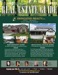 Central Washington Real Estate Guide Aug 17