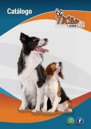 Catálogo Vestuário Ticão Pet