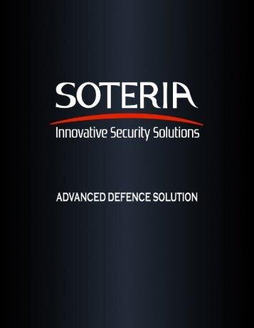 Soteria Brochure