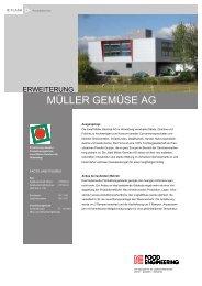 MÜLLER GEMÜSE AG - IE Engineering Group AG