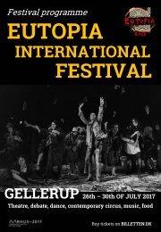 Eutopia international festival 2017