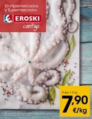 Folleto Eroski hasta 26 de Julio 2017