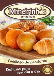 Catalogo de Produtos Mineirinhos