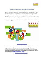 Frame Your  Image With Creative Graphic Designing