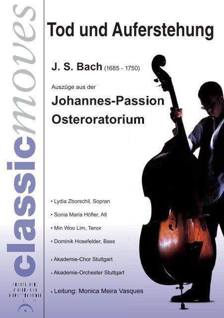 JS BACH(1685-1750)