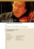 Musikfestwoche Meiringen 3. – 11. Juli 2009 - Slokar Quartet - Seite 4