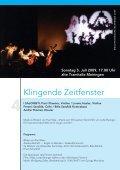 Musikfestwoche Meiringen 3. – 11. Juli 2009 - Slokar Quartet - Seite 7