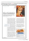Plätzchen - Das Kundenmagazin von dog&dino - Ausgabe 1, 2017 - Seite 5