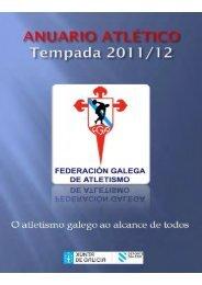 equipo humano da fga - Federación Galega de Atletismo