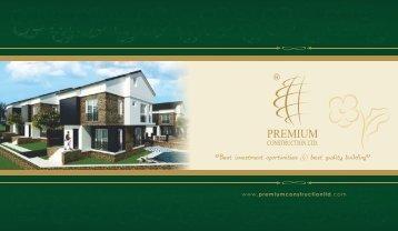 premium beach villas PDF