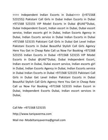 69 Escorts Services In Dubai, +971558977264 Indian Celebrity Escorts In Dubai