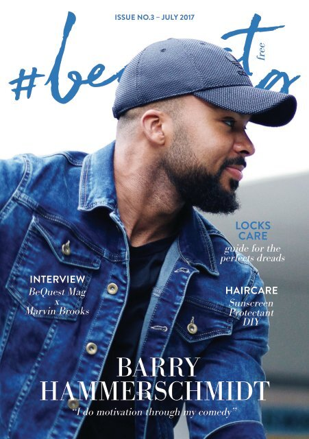BeQuest Mag - July 2017