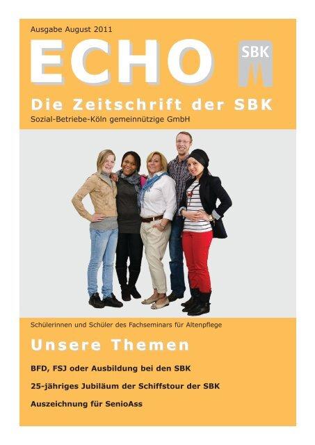 Nr. 3/2011 - Sozial-Betriebe-Köln