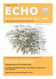 Nr. 2/2011 - Sozial-Betriebe-Köln