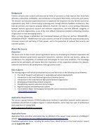 Brochure -Applied research ECOWAS Sep 017 - Page 2