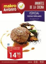 Makro oferta Especial Fiestas Populares del 26 de Julio al 29 de Agosto 2017
