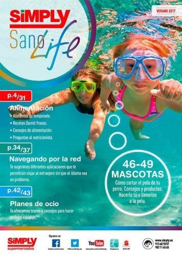 Catálogo SIMPLY Verano 2017, válido hasta 1 de Octubre