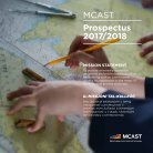 MCAST Prospectus 2017-2018 - Page 2