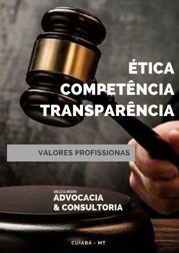 Briefing Parceria Melo & Midon e M.J. Advocacia