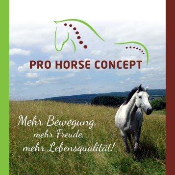 Pro Horse Concept - Folder 2017