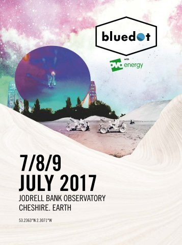 Bluedot Journal 2017