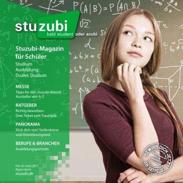 Stuzubi-Magazin fuer Schueler_Berlin