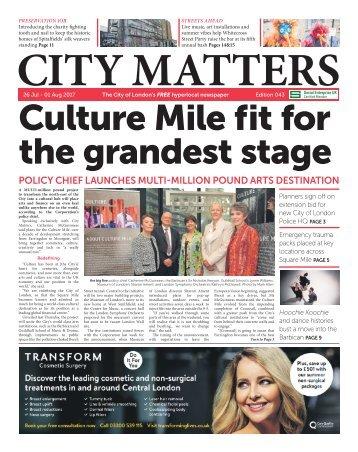 City Matters Edition 043