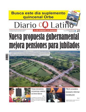 Edición 25 de Julio de 2017