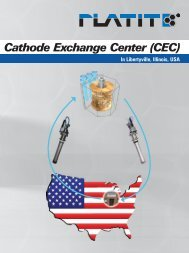 Cathode Exchange Center (CEC)