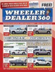 Wheeler Dealer Issue 30, 2017