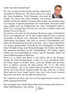Kirchenbote August, September 2017 - Page 3