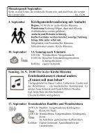 Kirchenbote August, September 2017 - Page 6