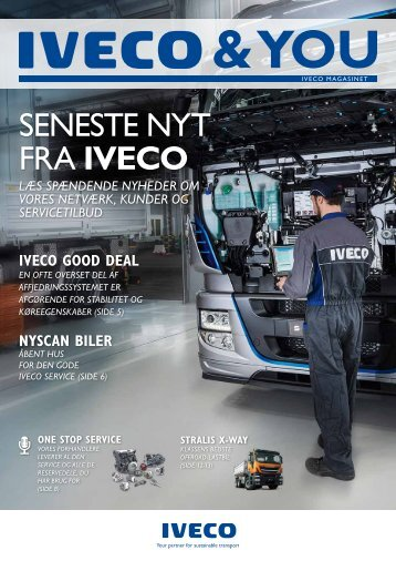 Iveco&You 2017 - Iveco magasinet - Danmark