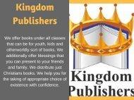 Kingdom Publishers