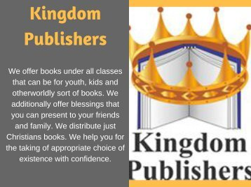 Kingdom Publishers