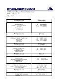 Firmenadresse Lauchhammer - Wasserverband Lausitz - Seite 4