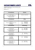 Firmenadresse Lauchhammer - Wasserverband Lausitz - Seite 6