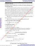 Các phương pháp giải dạng bài toán HNO3 tác dụng với kim loại và oxit kim loại - Page 4
