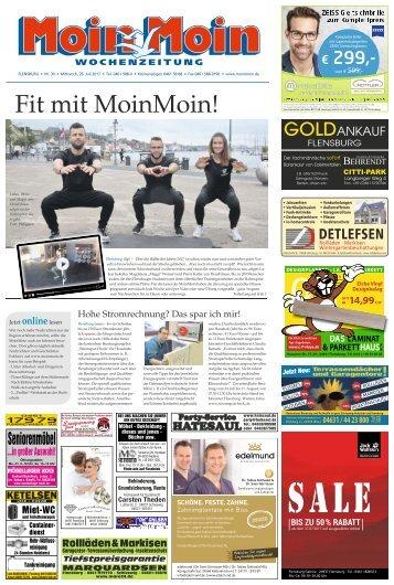 MoinMoin Flensburg 30 2017