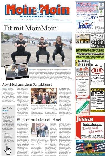 MoinMoin Südtondern 30 2017