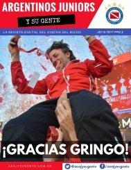 Argentinos Juniors y su Gente Número 3