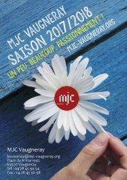 MJC VAUGNERAY saison 2017-2018 web