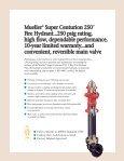 Mueller® Super Centurion 250™ Fire Hydrant - Mueller Co. - Page 2