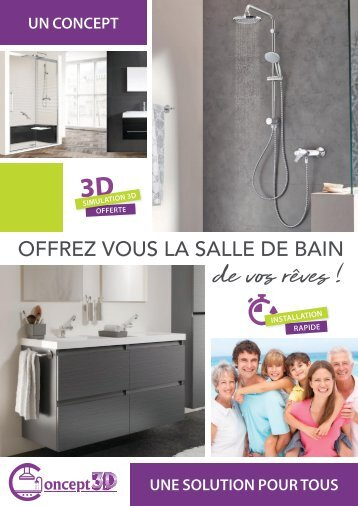 Plaquette Concept3D