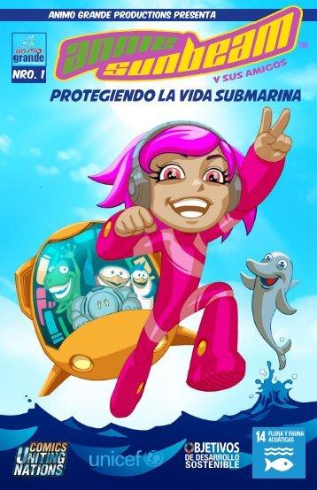Annie Sunbeam - Spanish