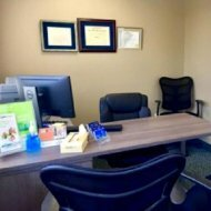 Consultation room at Shoreline Dental Care