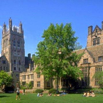 Yale University located near New Haven dentist Shoreline Dental Care